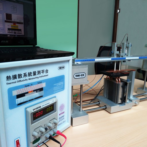 Thermal Diffusivity Measuring Instrument